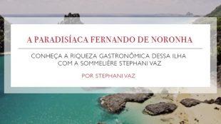 A Paradisíaca Fernando de Noronha