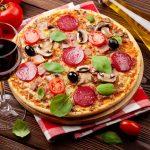 Pizza e vinho... Mas qual?