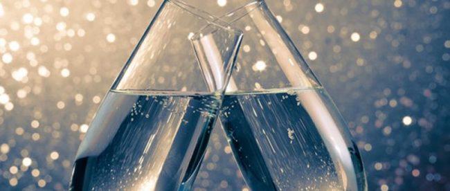 champagne estrelas engarrafadas