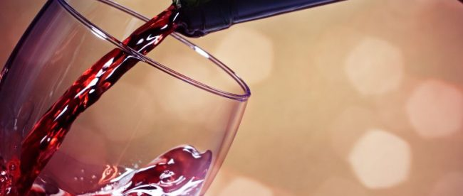 vinho encorpado