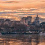 Avignon, adega dos papas