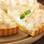 Receita: Torta de limão, por Claude Troisgros