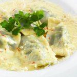 Receita: Ravioli com queijo de cabra e limão siciliano, por Jurandir Meirelles