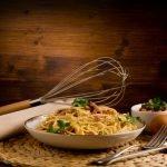 Receita: Spaghetti alla Carbonara, por Paulo Kotzent