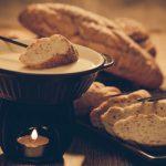 Receita: Fondue de queijos com funghi porcini, por Christophe Besse