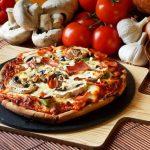 Receita: Pizza ao Funghi, por Sonoma Brasil