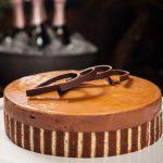 Receita: Torta mousse de chocolate e pistache, por Cozinha Caseira