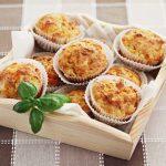Receita: Muffin de queijo, por Carolina Ferraz