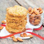Receita: Cookies de amêndoa e limão, por Edu Guedes