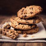 Receita: Cookie de chocolate, por Joanne Fluke