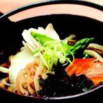 Receita: Udon com legumes, por Tsuyoshi Murakami