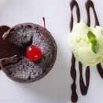 Receita: Petit gâteau au chocolat chaud, Erick Jacquin