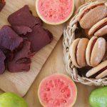 Receita: Biscoitinhos de goiabada, por Sonoma Brasil