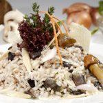 Receita: Saint Pierre em fonte de cogumelos e risoto trufado, por Carlão Soares
