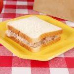 Receita: Sanduíche de patê atum