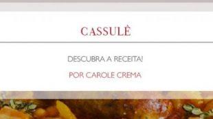 Receita de Cassulê
