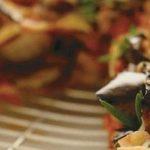 Receita: Torta rústica de ratatouille , por Rita Lobo