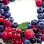 Receita: Parfait De Frutas Vermelhas E Creme Patissière, Por Carlos Ribeiro