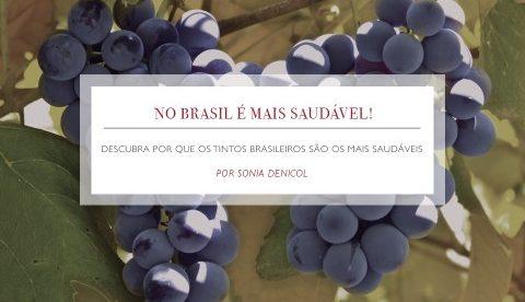 vinho brasileiro e bom para a saude